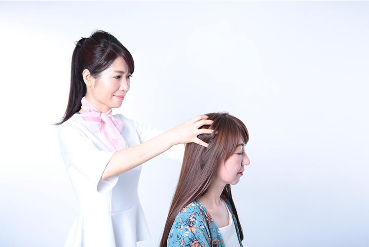髪の専門家